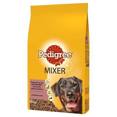 Pedigree Mixer Dry Dog Food Mixer 10kg Bag
