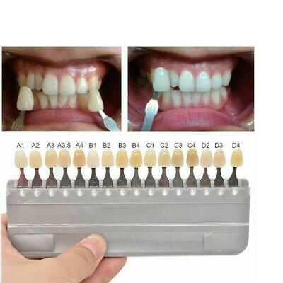 Dental Equipment Teeth Whiting Shades Guide Classical 16 Color Tooth Model