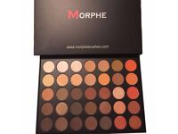 Original Morphe 35O 35 color nature glow palette (brand new)