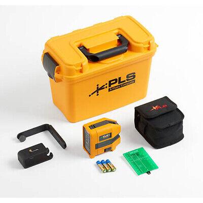 Fluke Pls 3g Kit Self-leveling 3-point Green Laser Level Kit