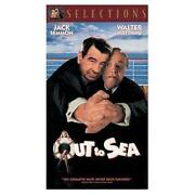 Out to Sea VHS
