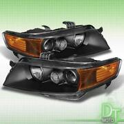 TSX Headlight