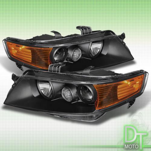 TSX Headlight