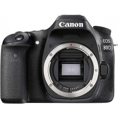 Купить Canon - Canon EOS 80D 24.2MP Digital SLR Camera