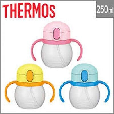 NEW THERMOS Baby Straw Mug NPD-250 series 9 months~ Japan Im