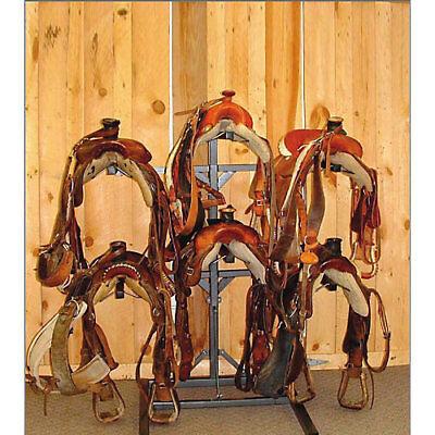 Equi-Racks Equi Racks Horseman 6 Saddle Rack