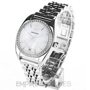 b30fa1da688 Ladies Armani Diamond Watches
