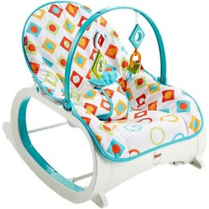 Infant to Toddler Rocker - Brand New