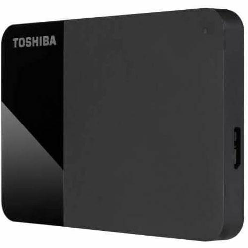 Toshiba Canvio Portable External Hard Disk Drive Storage - 1TB | 2TB | 4TB