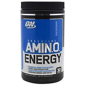 ON AMINO ENERGY RECOVERY AND FOCUS (30 SERVINGS, 270grams) OPTIMUM NUTRITION