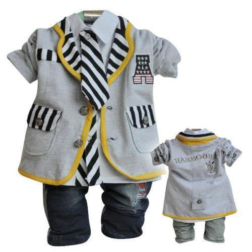 Baby Boy Clothes Cute Newborn Designer Trendy Ebay