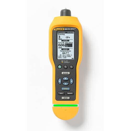 Fluke 805 FC Vibration Meter with Fluke Connect