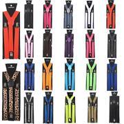 Red Suspenders
