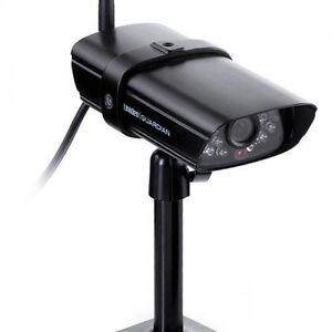 Uniden UN-GC45 Outdoor Night Vision Camera (BLACK, Surveillance System