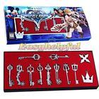 Kingdom Hearts 2 Keyblades