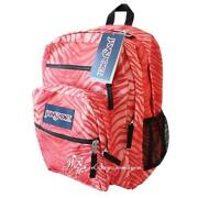 Orange Jansport Backpack