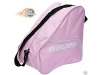 Bauer Large Ice and Quad Skate Bag Pink