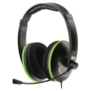 NEW: OPENED BOX Turtle Beach Ear Force XL1 - Xbox 360