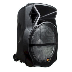 "Quantum Audio Portable Speaker System (15"" Woofer - 3000W Max)"