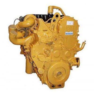 Caterpillar C15 Remanufactured Diesel Engine Long Block Or 34 Engine