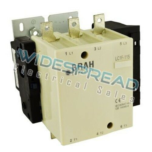 Aftermarket Direct Replacement for Telemecanique LC1F225 AC Contactor 120V Coil