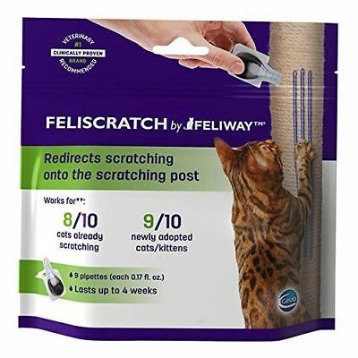 Ceva Feliscratch By Feliway Redirects Cats Scratching 9 Pipettes