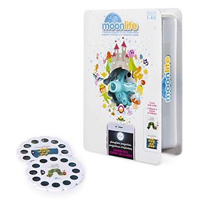 Moonlite - Eric Carle Junior Starter Pack, Storybook Projector for Smartphone...