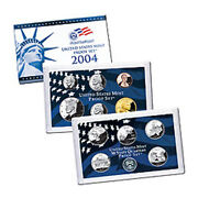 2004 Mint Coin Set