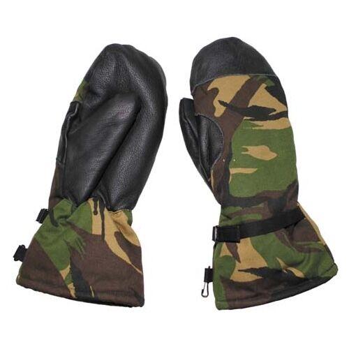 MFH OUTDOOR esercito tedesco Esercito tictical Guanti missione ECOPELLE
