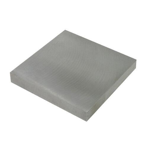 "Steel Bench Block 4"" Square - Jewelry Making - 12-319"