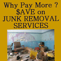 We haul trash / cheap waste + JUNK removal 416 829 8926.