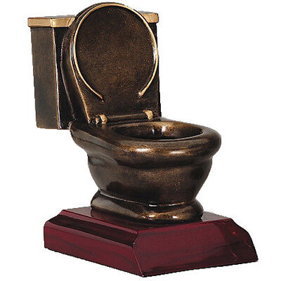 Toilet Bowl Trophy - Last Place Awards (RFG841) by DECADE AWARDS ()