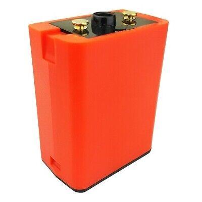 Banshee Replacement Bk Radio Aa-cell Orange Clamshell Bendixking Laa0139-o