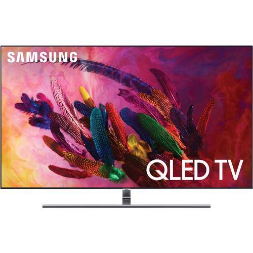"Samsung Qn65q7fn 65"" Class Smart Qled 4k Hdr Elite Quantum Dot Uhd Tv With Built"