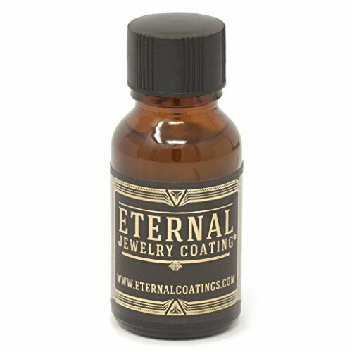 Eternal Jewelry Coating, Clear Protective Polish-on Sealant to Protect and Sh...