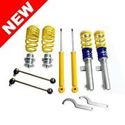 GTI Coilovers