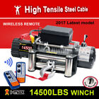 X-BULL Car & Truck Tow Electric Winches
