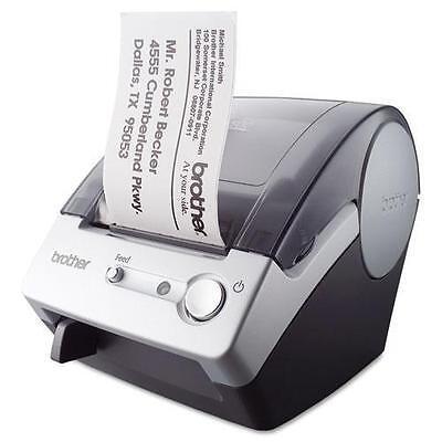 Brother Ql500 Ql-500 Affordable Label Printer 50 Labelsmin 5-710w X 6d X 7-4