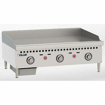 Vulcan Restaurant Gas Griddle - Snap-action Thermostat - Vcrg36t