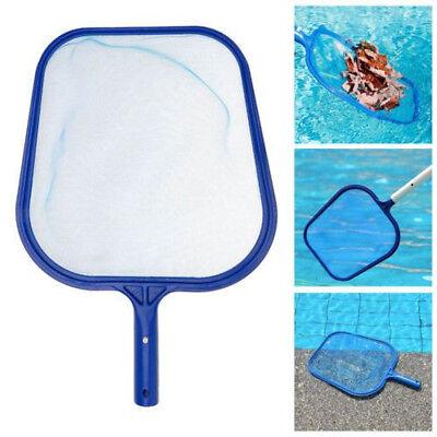 Professional Leaf Rake Mesh Frame Net Skimmer Cleaner Swimming Pool Spa Tool F
