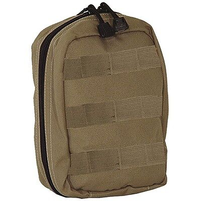 Voodoo Tactical Trauma Kit Medic EMT Paramedic First Aid Pouch w/Supplies Coyote