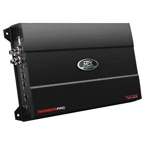 MTX  TP2/180 Thunder Pro 2  Automotive Amplifier -New in box