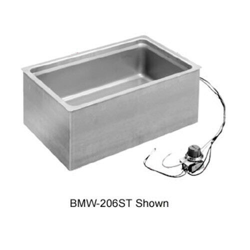 Wells Bmw-206st Bottom Mount Electric Built-in Food Warmer