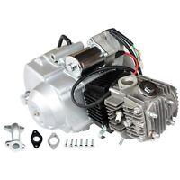 GIO 110cc ATV engine for parts.