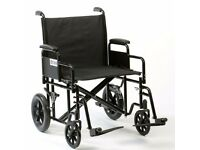 Drive Bariatric Wheelchair - Used 3 times only!