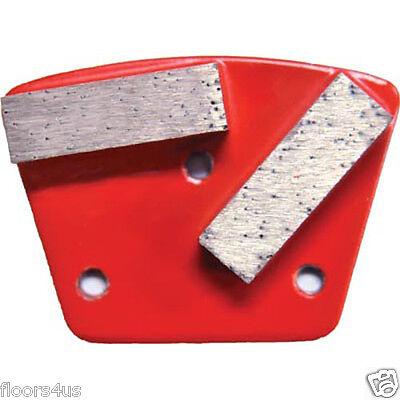 6 6080 Grit Medium Bond Surface Prep Metal Bond Diamond Concrete Grinder