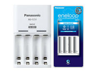 PANASONIC ENELOOP battery charger for SALE