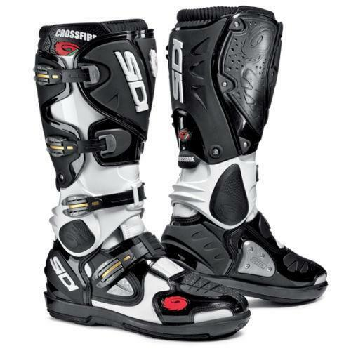 sidi crossfire boots ebay. Black Bedroom Furniture Sets. Home Design Ideas