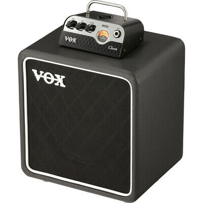 Vox MV50 Clean 50W Amp Head  with BC108 Cabinet