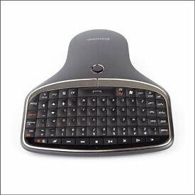Brand New High Tech Official 100% Mini WirelessKeyboard Trackball Kodi